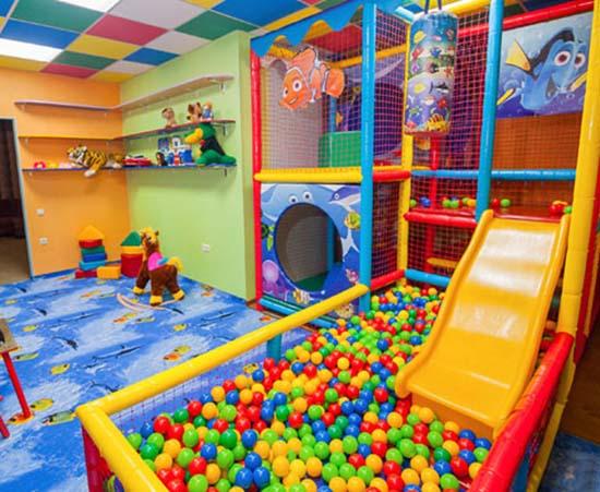 Cheap Indoor Playground Manufacturer